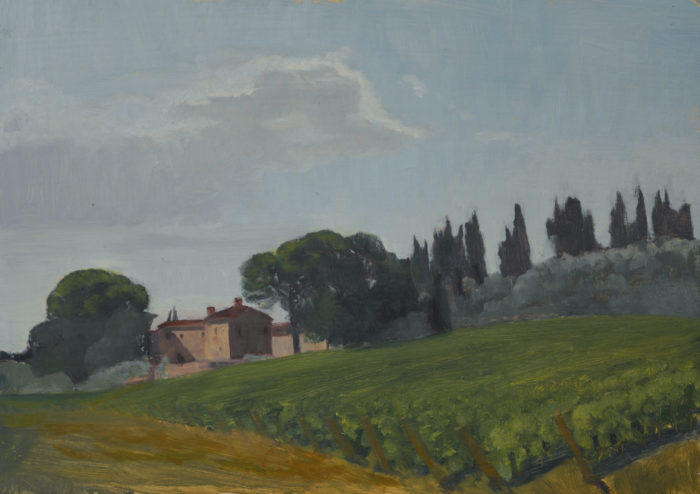 Tuscan Farm Houses